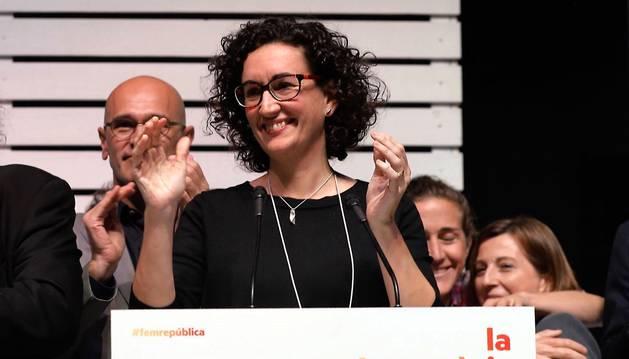 El juez imputa en la rebelión a Artur Mas, Marta Rovira y Ana Gabriel