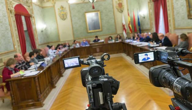 El tripartito da luz verde al presupuesto de Tudela para 2018