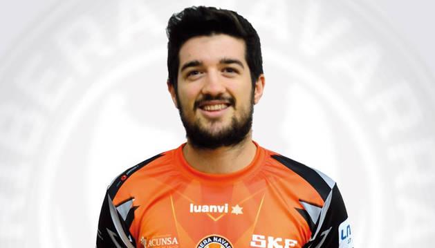 El jugador Iago Rodríguez se desvincula del Aspil Vidal