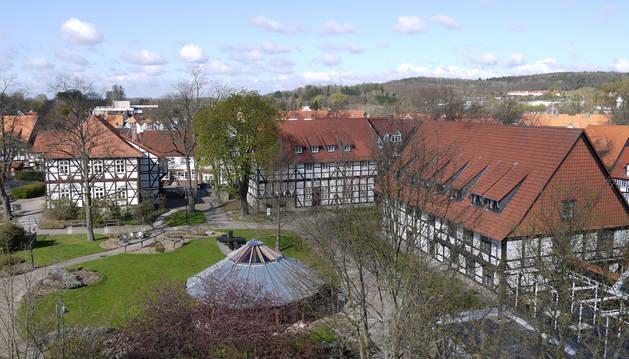 Imagen de Salzgitter, la localidad donde ocurrieron los disparos.
