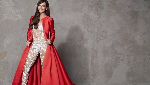 Cristina Pedroche y su vestido de Nochevieja este 2017