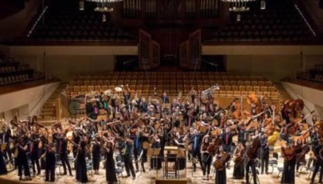 Baluarte acoge a la Joven Orquesta Nacional de España hasta el 10 de enero