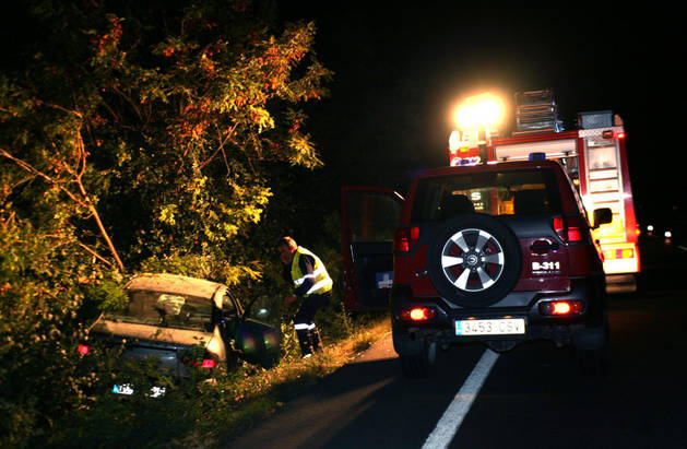 En el año 2007 falleció un vecino de Alfaro en Corella al intentar esquivar dos jabalíes que habían salido a la carretera.