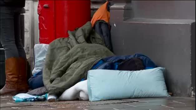 Piden sacar a los pobres de Londres