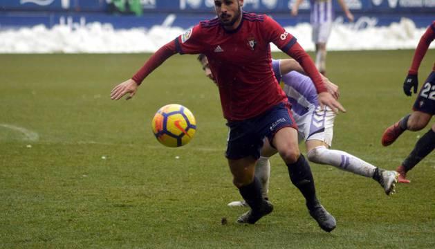 Osasuna 4 - Valladolid 2 (II)
