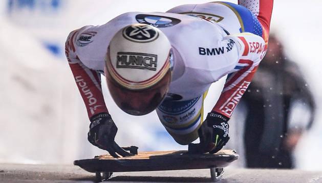 Ander Mirambell logró la clasificación para los Juegos de PyeongChang