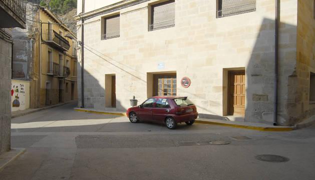 Este año se prevé renovar el pavimento de la plaza de la iglesia.