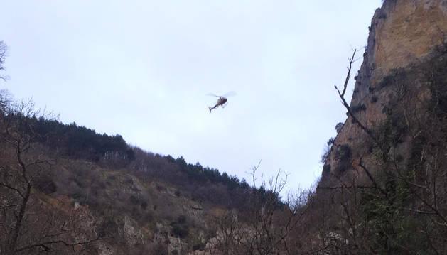 Un muerto y dos heridos en el barranco de Artazul
