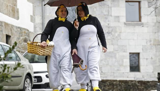 Disfraces de los Carnavales en Uitzi