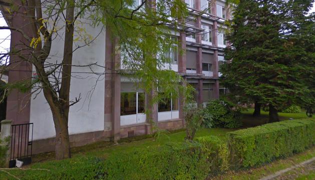Instituto de Educación Secundaria de Lekaroz