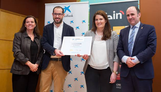 La empresa Ikan Biotech gana los Premios EmprendedorXXI en Navarra