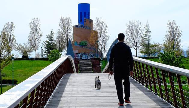 Los dueños no suelen fallar: sacan a pasear a su perro hago sol, llueva o nieve.