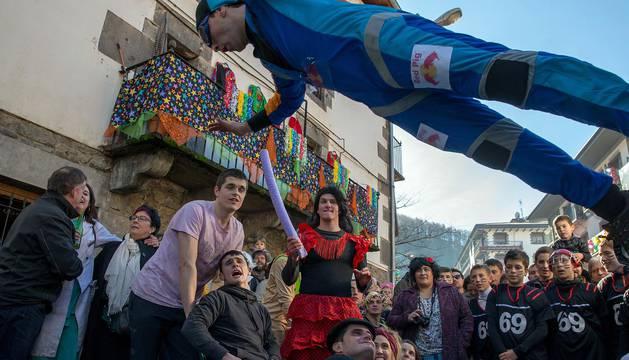 Carnaval 2018 en Leitza