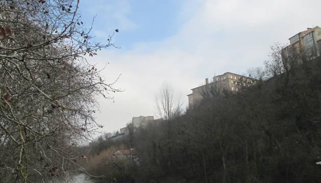 Miércoles con sol y nieblas en Navarra, que dará paso a las lluvias y nieve en cotas bajas