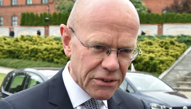 El apoderado general de Volkswagen cesado, Thomas Steg.