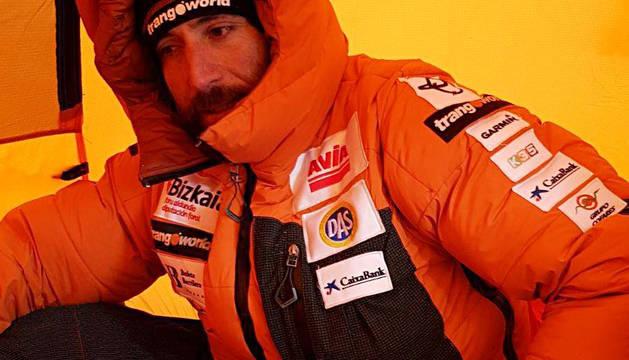 Alex Txikon.