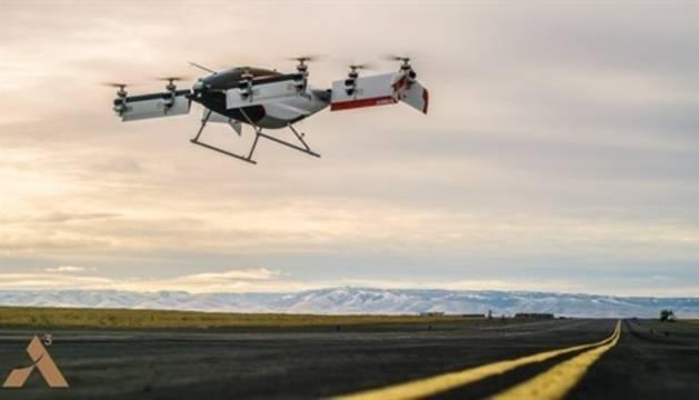 El avión eléctrico urbano de Airbus completa con éxito su primera prueba de vuelo