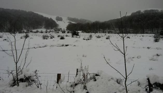 Fotos de la nevada enviadas por lectores