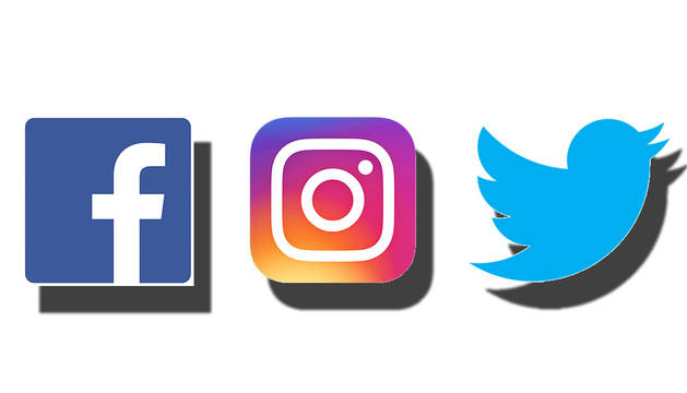 Las redes sociales más empleadas en España