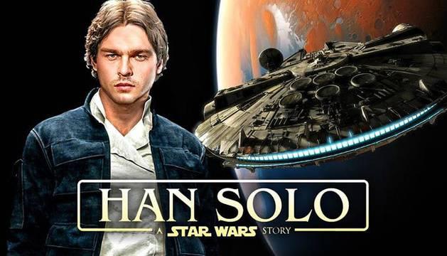 'Han Solo: Una Historia de Star Wars' estrena tráiler