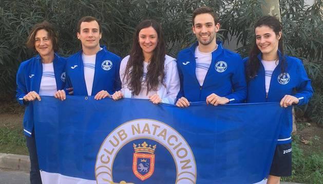 Natividad Iraizoz suma tres oros nacionales en Natación