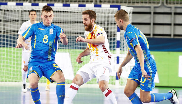 Un gol de Pola basta para meter a España en semifinales del Europeo