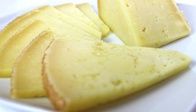 Imagen de un queso.