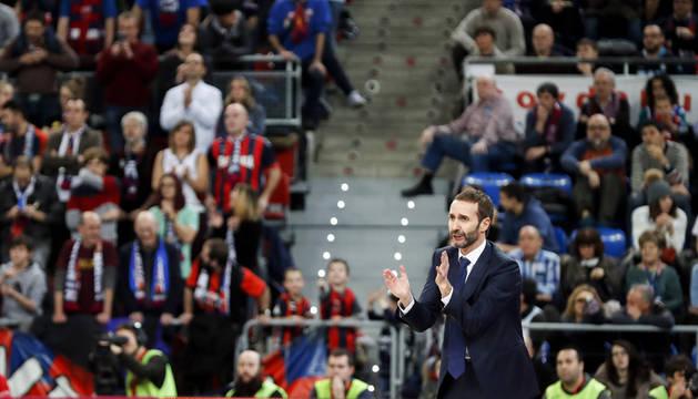 Sito Alonso, destituido como técnico del FC Barcelona Lassa
