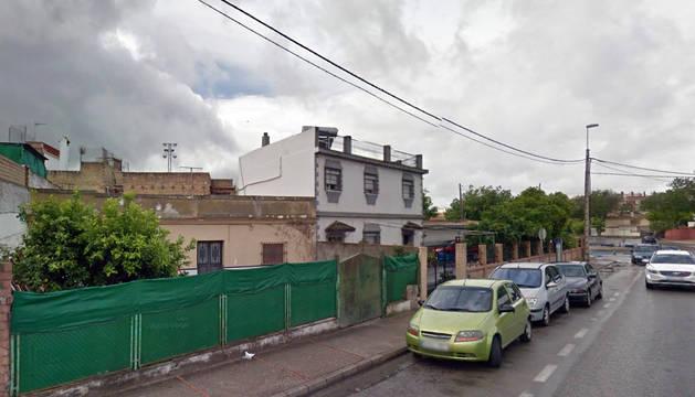 El incendio tuvo lugar en la calle Truco de Jerez de la Frontera.