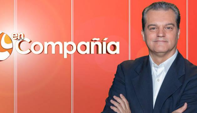 Ramón García, presentador del programa vespertino 'En Compañía'