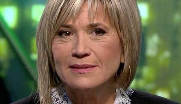 Julia Otero, en 'La Sexta Noche'.