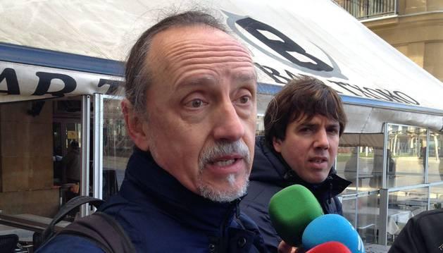 El arqueólogo Carlos Martínez Álava.
