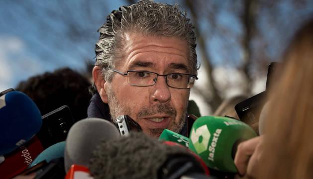 Granados responsabiliza a Aguirre y González de nombrar a altos cargos implicados