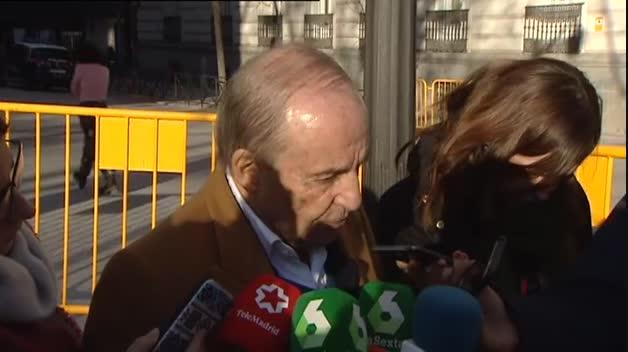 José María García niega que hablara de Villar Mir en la entrevista con Évole