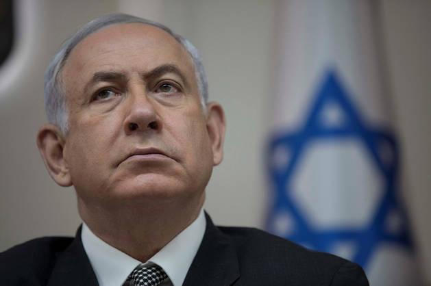 Imagen del primer ministro israelí, Benjamín Netanyahu.
