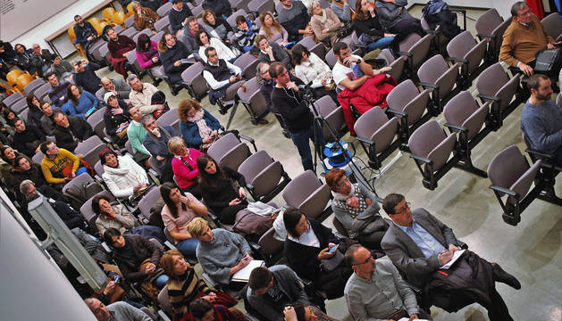 El 98,9% de las solicitudes entrará en los colegios de primera opción, según el Gobierno de Navarra