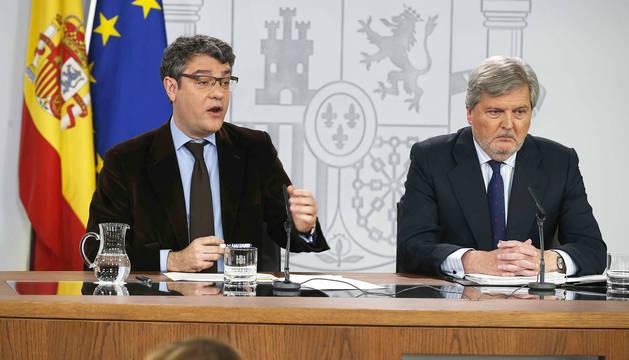 El Gobierno garantizará el derecho a elegir el castellano como lengua escolar en Cataluña