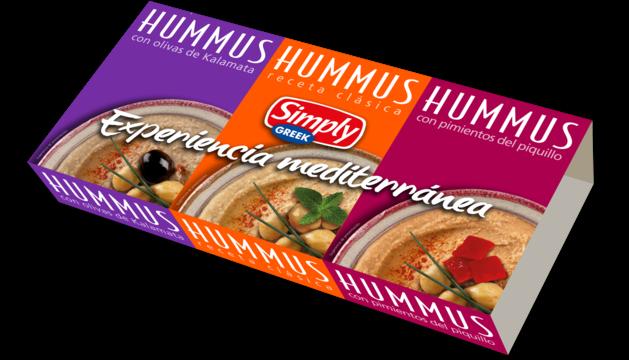 Hummus Mercadona