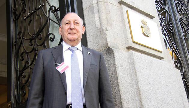 Víctor Cubero, en una imagen de 2014.