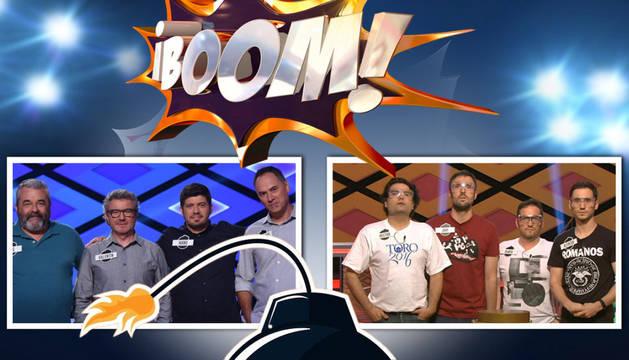 'Los Lobos' y 'Los Rockcampers' se enfrentarán la próxima semana en una programación especial de lunes a viernes a las 20:00 horas