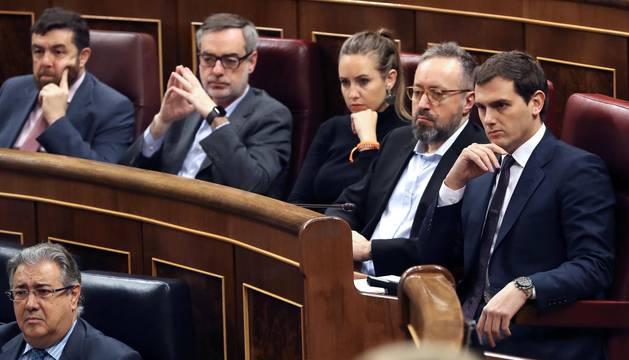 Ciudadanos levanta la veda para modificar la 'ley mordaza' que aprobó el PP