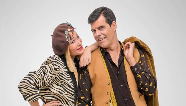 El Gayarre acoge este fin de semana el estreno de esta comedia sobre una compañía de actores que van de pueblo en pueblo