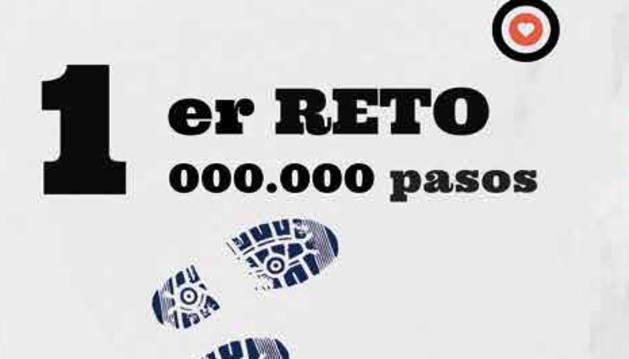Barañáin pone en marcha la campaña 1.000.000 de pasos, un reto deportivo en equipos