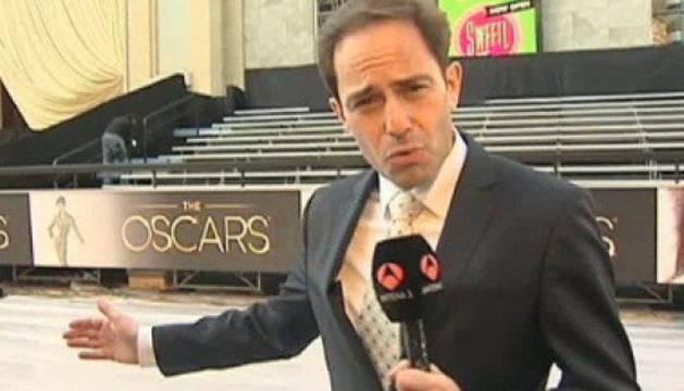Foto del corresponsal de Antena 3 en Estados Unidos, José Ángel Abad.