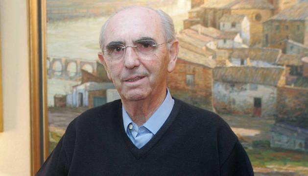 Fallece Fermín Ezcurra, expresidente de Osasuna
