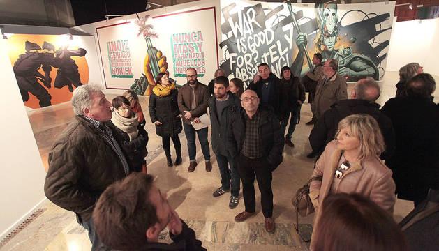 El Ayuntamiento inicia un proceso de reflexión sobre el entorno de Los Caídos
