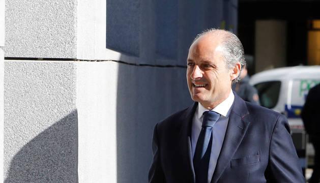 Campsha declarado como testigo en el juicio de la rama valenciana de la Gürtely ha desmentido la versión que aportó Ricardo Costa