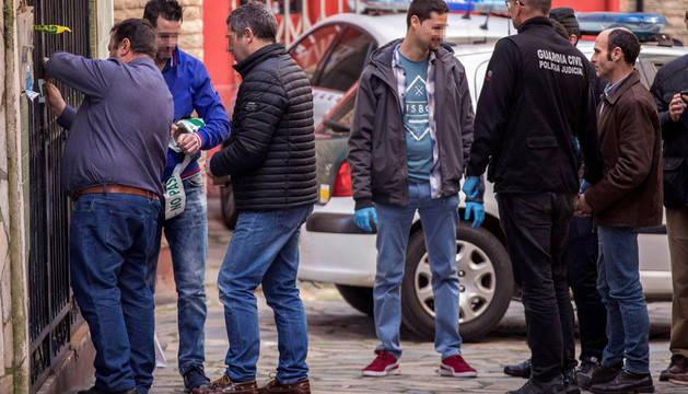 Prisión sin fianza para el acusado de la muerte de la asturiana Paz Fernández