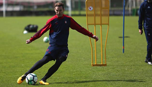 Xisco confía en reaparecer el sábado contra el Zaragoza