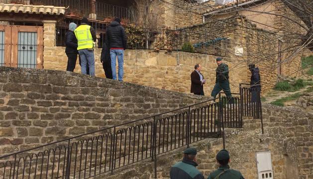 Detenido en San Martín de Unx un español listo para actuar como yihadista en solitario